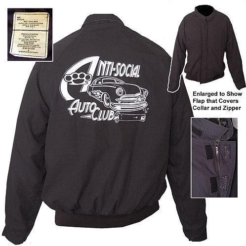 XL Anti-Social Auto Club Work Jacket