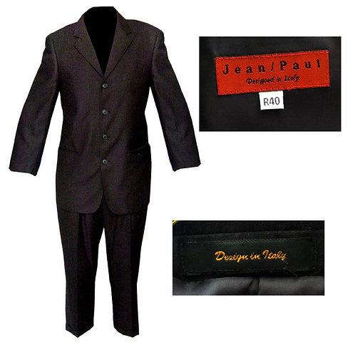 Retro Jean Paul 4 Button Suit