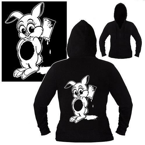 XXL-3XL Unisex Murder Bunny Hoodie