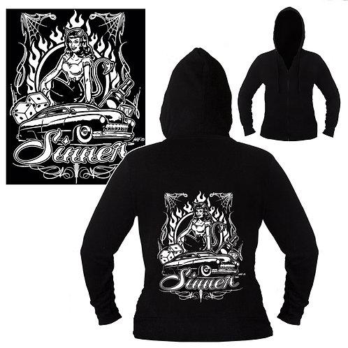 XXL-3XL Unisex Sinner Hoodie