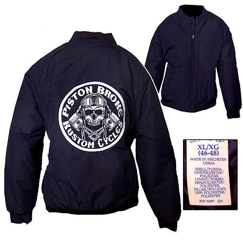XL Piston Broke Embroidered Work Jacket