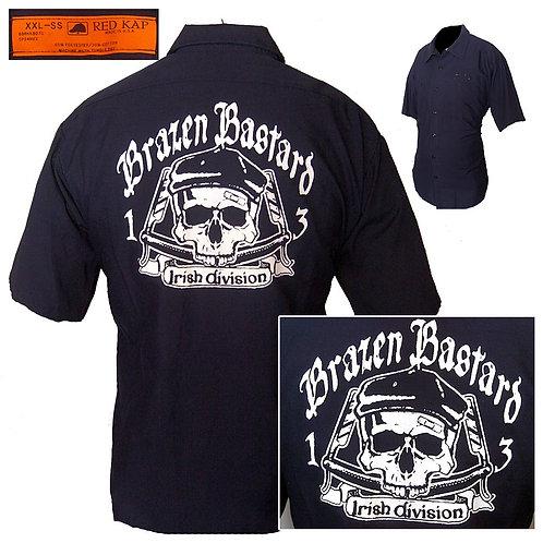 XXL Brazen Bastard Work Shirt