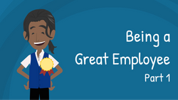 Being a Great Employee