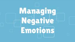 Managing Negtive Emotions