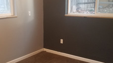 Drywall fix and painting of two different colors