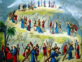 Como surgiram as 14 estações da Via Sacra
