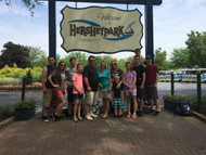 homeschool field trip to hershey park