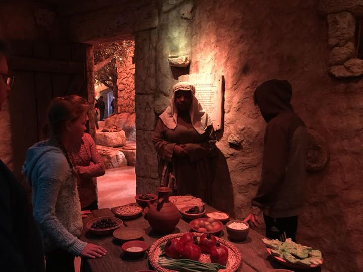 homeschool field trip to the museum of the bible