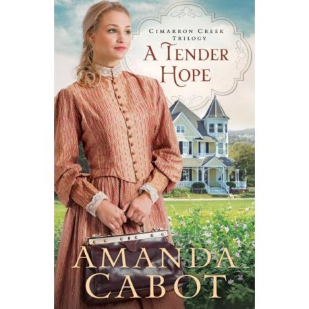 a tender hope book cover by amanda cabot