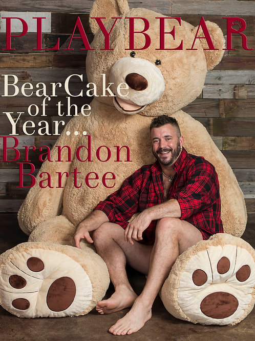 BearCake of the Year  Physical Copy