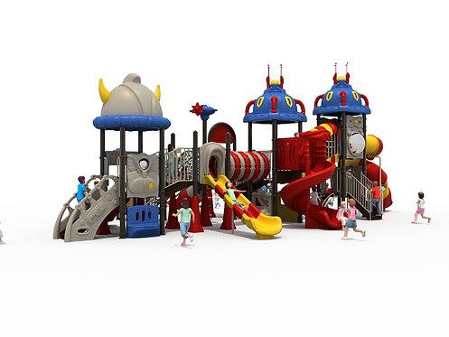 Bộ liên hoàn ngoài trời khu vui chơi công viên