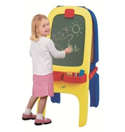Giá vẽ đa năng 2 mặt cho trẻ em
