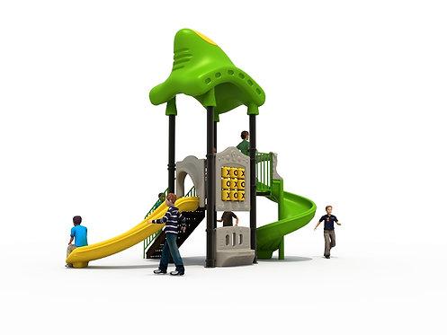 Bộ trò chơi liên hoàn khu vui chơi trẻ em