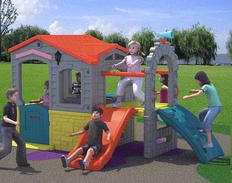Bộ nhà chơi đa năng trẻ em