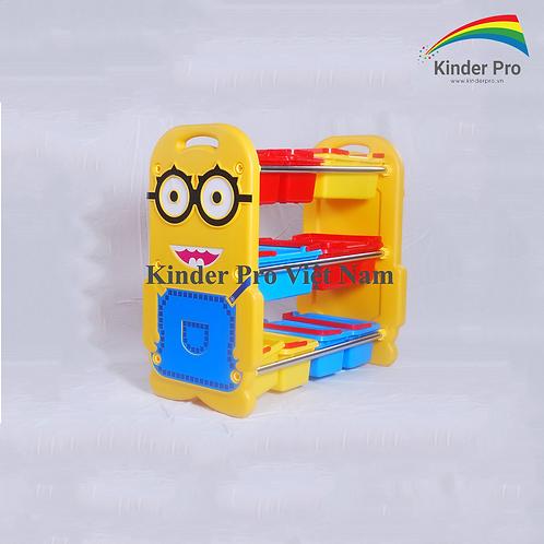 Tủ đồ chơi Minion