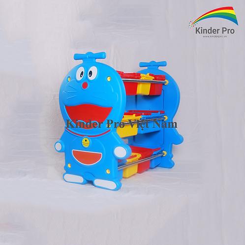 Tủ đựng đồ chơi Doremon
