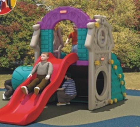 nhà chơi liên hoàn cầu trượt hầm chui trẻ em