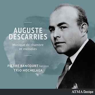 Auguste Descarries Trio Hochelaga