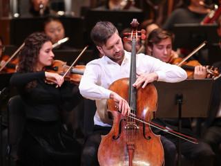 Avec l'Orchestre de l'Université de Montréal