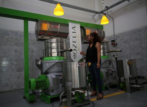 Ozelia Olive Oil Mill