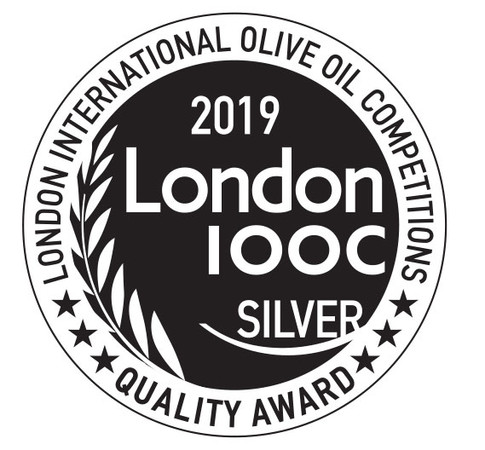 London IOOC 2019 Silver Medal