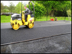 Resurfacing work to begin 9th April