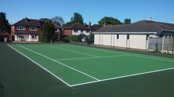 Court 3 all finished, 16/6/2016