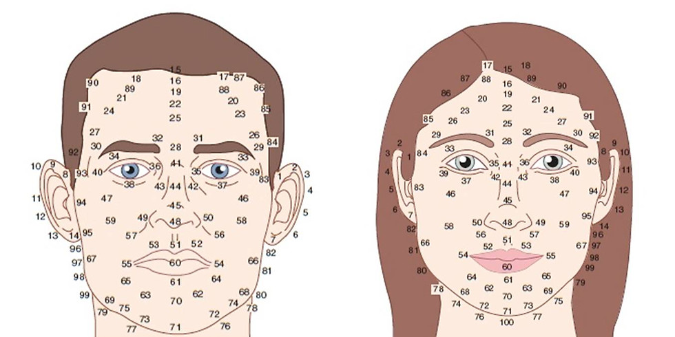 Classical Chinese Face Reading - £55