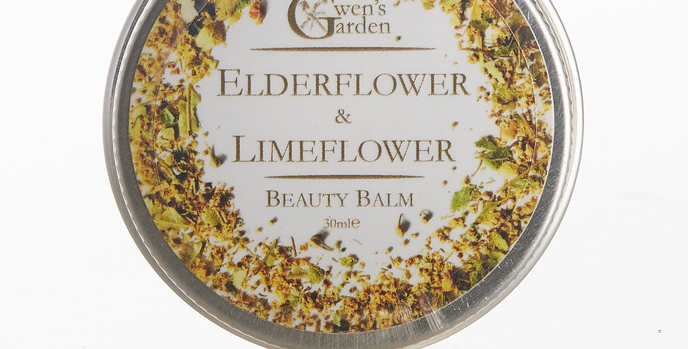 ELDERFLOWER & LIMEFLOWER BEAUTY BALM