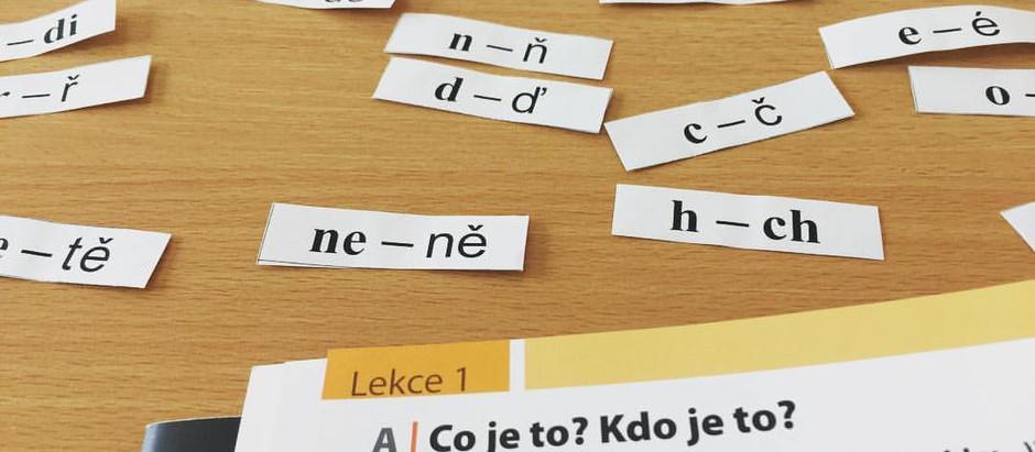 Czech course for beginners