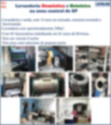 ref 066 lavanderia domestica em Sao Paul