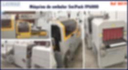 maquina de embalar smipack fp6000