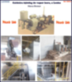 caldeira 6500kg de vapor hora a lenha marca Bremer para lavanderia industrial