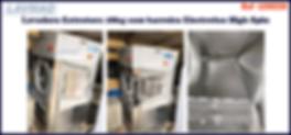 ref LEH028 lavadora extratora hospitalar