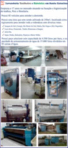 ref 047 lavanderia Toalheiros e Hoteleir