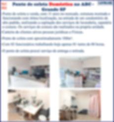 ref 062 Ponto de Coleta domestica em Sao