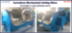 ref LH0018 lavadora horizontal 200kg Sit