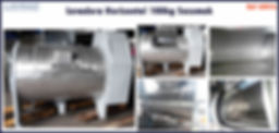 lavadora horizontal usada 100kg suzumak para lavanderia industrial