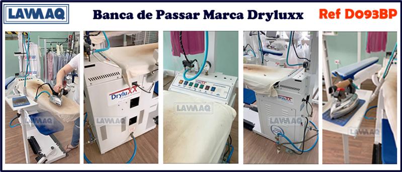 ref D093BP Banca de Passar marca Dryluxx