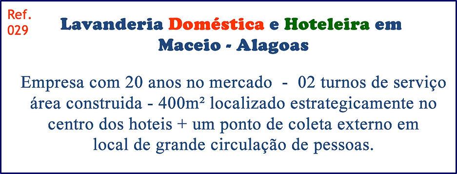 Lavanderia Doméstica e Hoteleira em Maceio Alagoas
