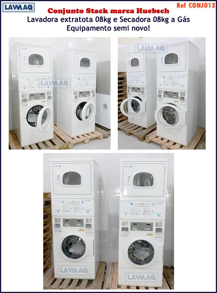 ref CONJ013 conjunto de lavadora e secadora starck