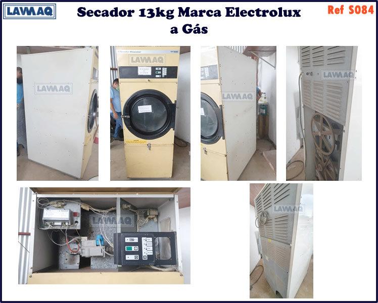 ref S084 secador 15kg  marca Electrolux