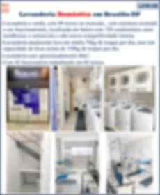ref 070 lavanderia domestica em Brasilia