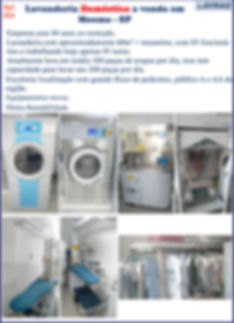 ref 054 lavanderia domestica em Moema SP