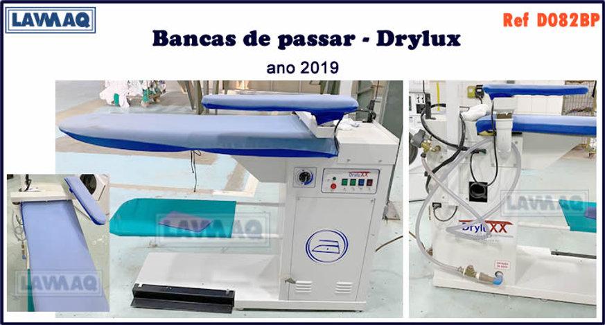 ref D082BP banca de passar Drylux