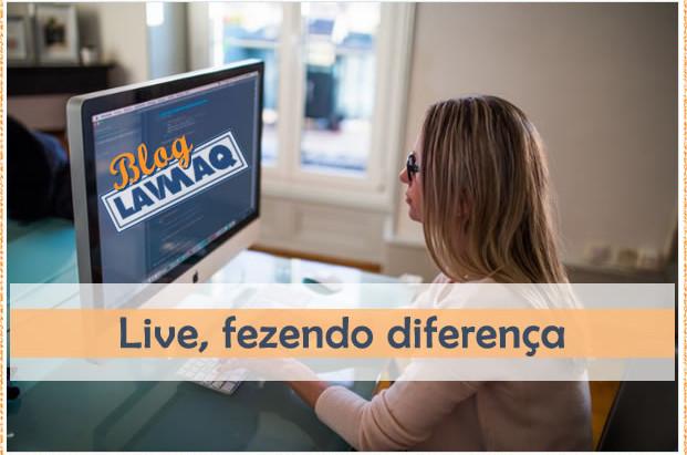 LIVE, A COMUNICAÇÃO VIRTUAL FAZENDO DIFERENÇA