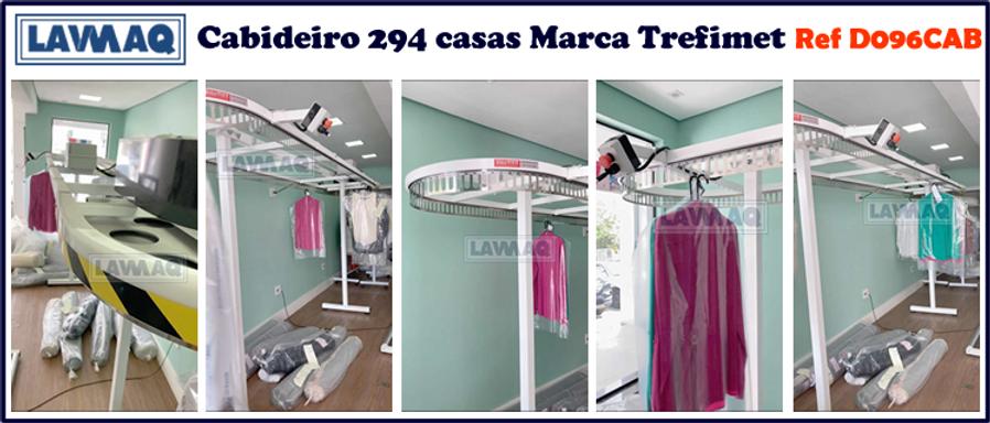 ref D096CAB Cabideiro 294 casa Marca Trefimet