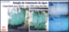 Estação de tratamento de água Ataq Mecalpe