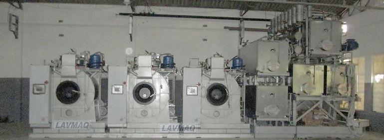 lavadora a seco 70kg Ilsa Spa