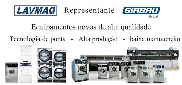 Representante de Máquinas e Equipamentos Girbau